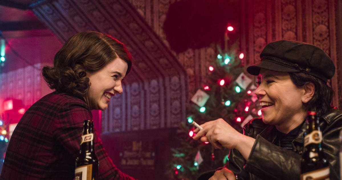 """""""The Marvelous Mrs. Maisel"""" sets release date for Season 2 ... - photo#39"""