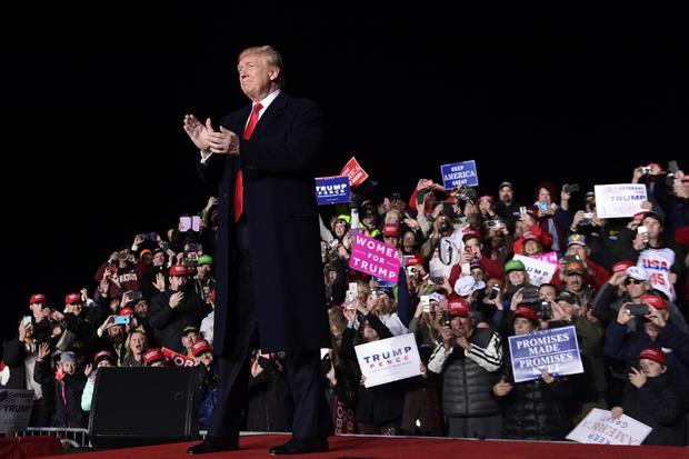 Donald Trump in Wisconsin