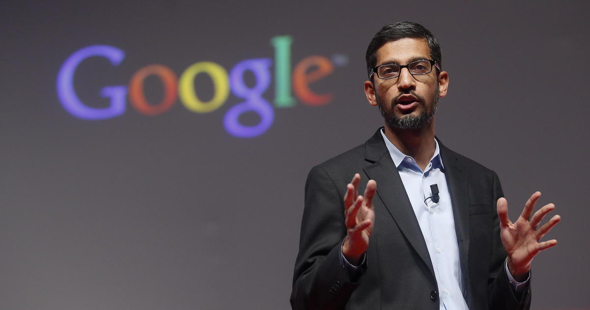 Sundar Pichai says Google fired 45 employees for Sexual Misconduct