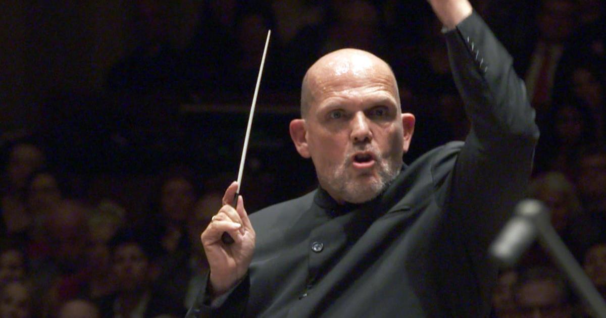 Meet Jaap van Zweden, the new maestro of the New York Philharmonic - 60 Minutes