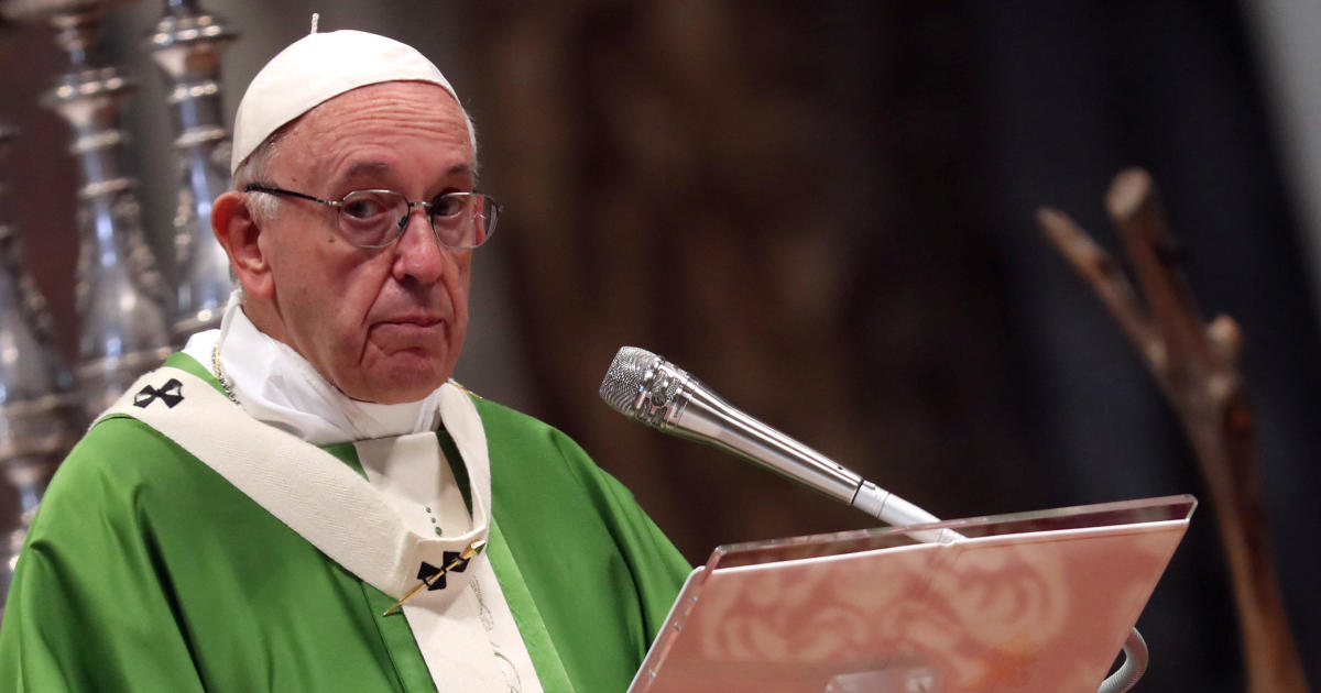 Pope Francis confirms priests  abuse of nuns included