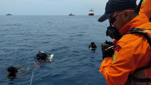 Lion Air plane crashes into sea off Indonesia