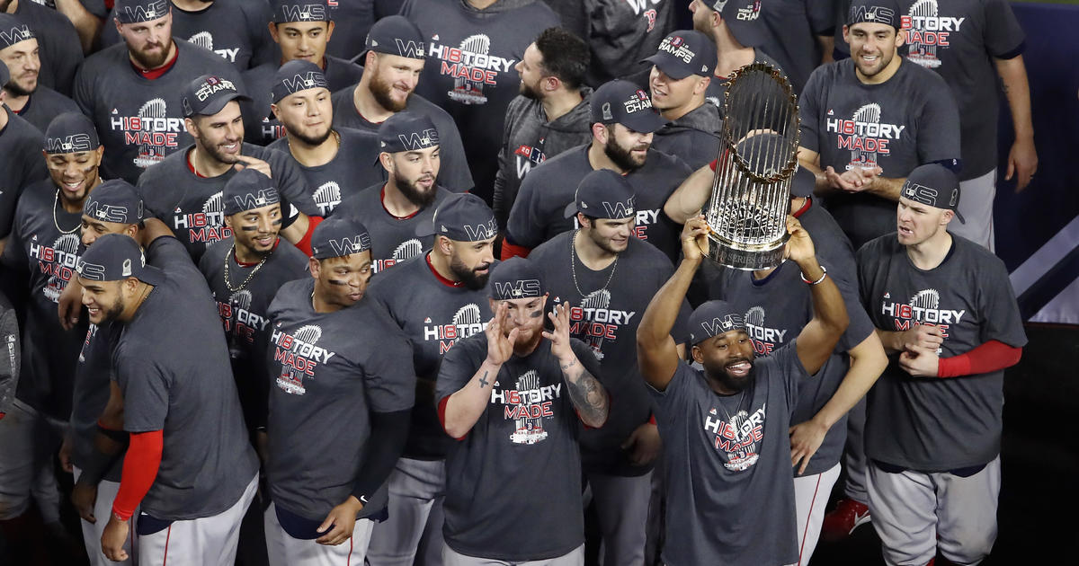 d2c68ce9df8 Red Sox beat Dodgers 5-1 in Game 5 to win 4th World Series in 15 years