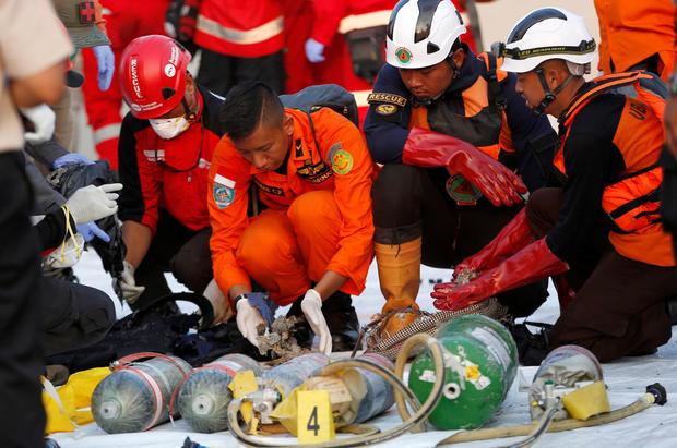 Lion Air Flight JT610 crash
