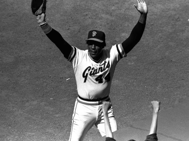 Obit McCovey Baseball