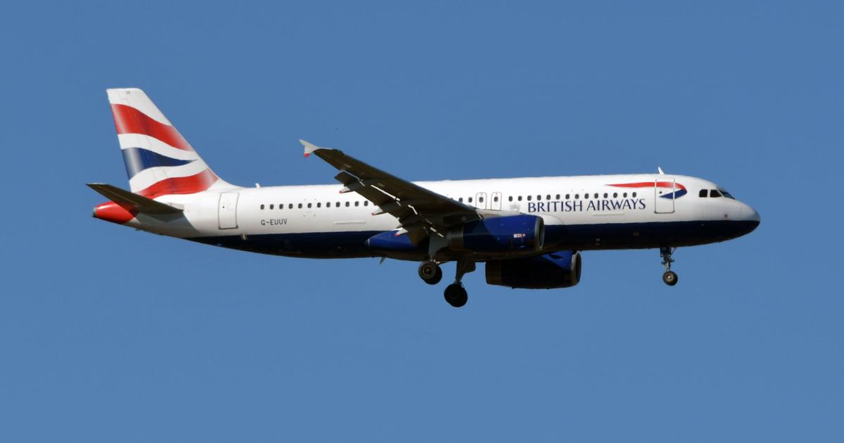 British Airways flight crosses Atlantic in less than 5 hours, setting record