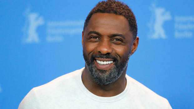 Actor Idris Elba named People's 'Sexiest Man Alive'