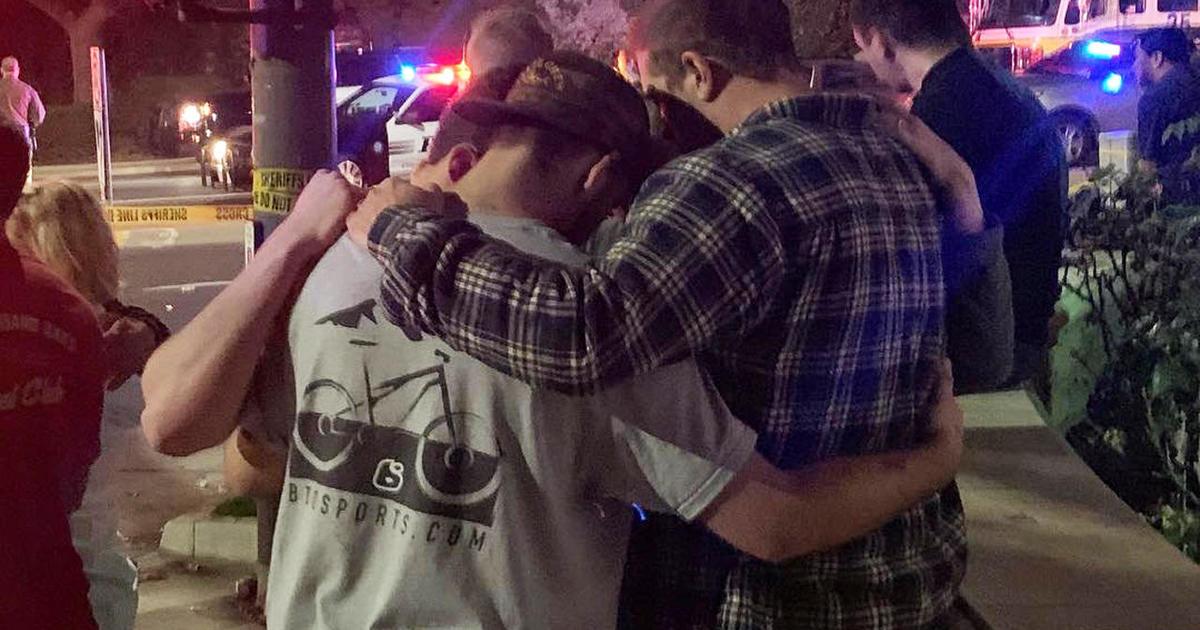 """California gunman Ian Long was """"ticking time bomb,"""" high school coach says"""