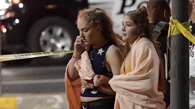 Mass shooting at California bar