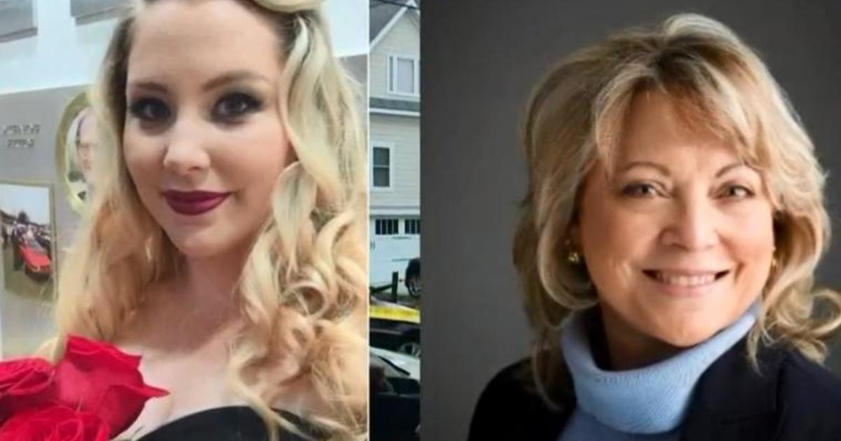 Woman staged 2017 deaths of mom and sister to look like murder-suicide, police say