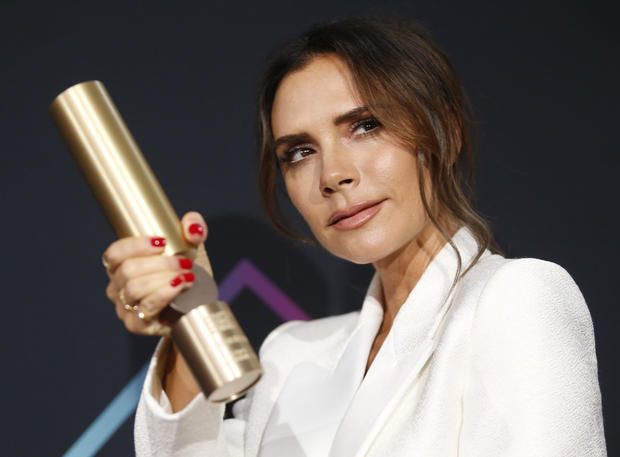 Victoria Beckham -- People's Choice Awards 2018
