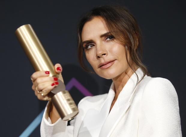 Victoria Beckham -- People's Choice Awards 2018