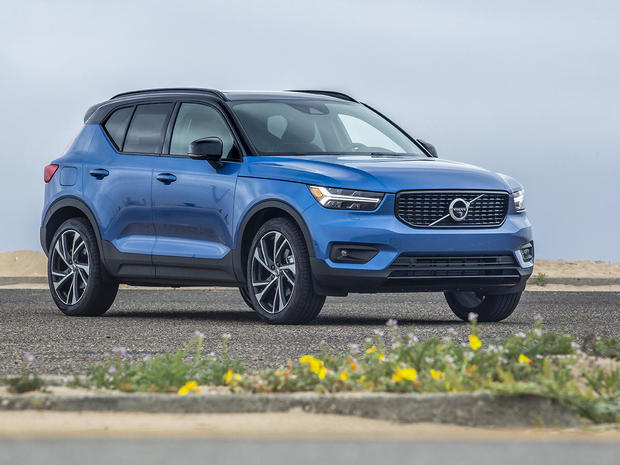 Kelley Blue Book Reveals Best New Cars For 2019 And Volvo Xc40 Gets Top Honors Cbs News