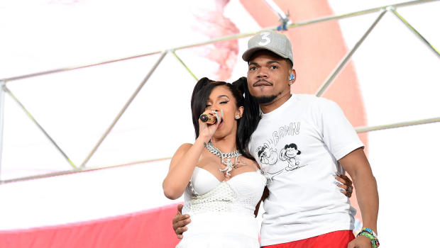 Cardi B, Chance the Rapper join Netflix's