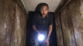 Bill Whitaker, the subterranean reporter