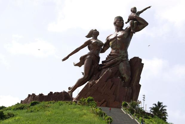SENEGAL-CULTURE-MONUMENT