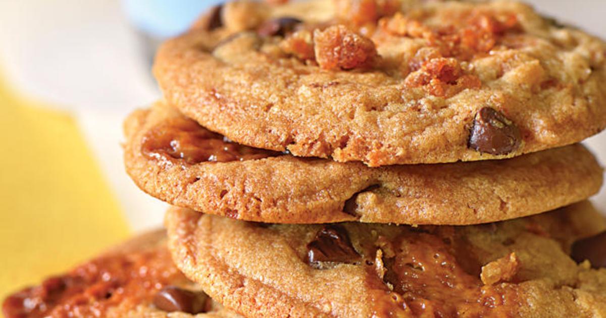 Recipe: Salted Caramel Tot Cookies