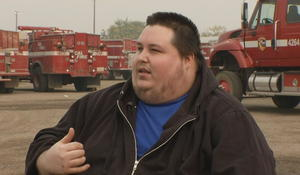 Camp Fire survivor ran for his life after he got a message from a 911 operator