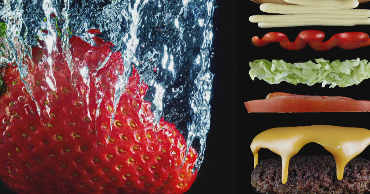 Picture perfect: Nathan Myhrvold's eye-popping pictures of food