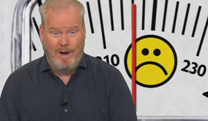 Jim Gaffigan on what to do about America's overweight statistics