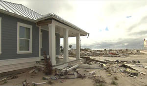 Cleanup still underway in Florida, five weeks after Hurricane Michael