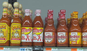 The craving for hot sauces is heating up