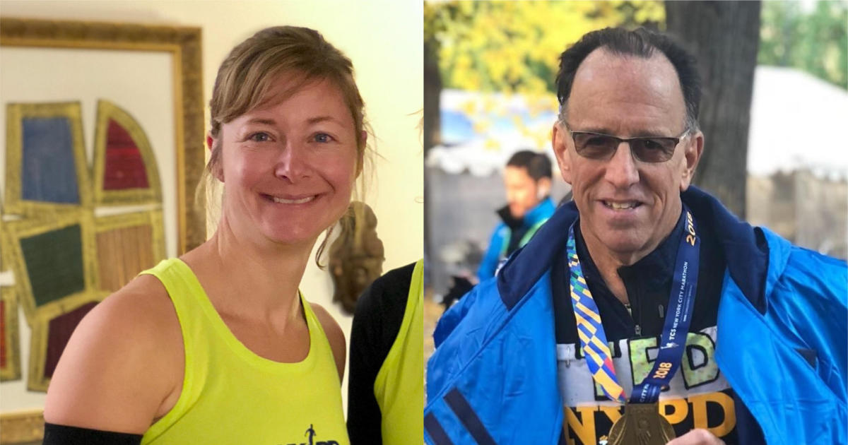 Runner and doctor who saved her during New York City Marathon reunite