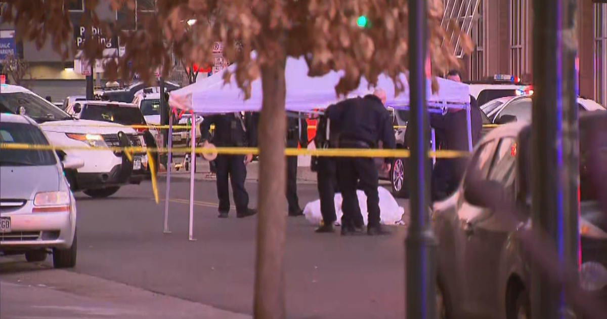 At least 1 dead, 3 injured in shooting near Denver's Coors Field