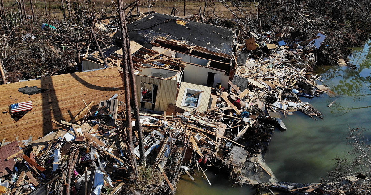 Hurricane Michael: Scientists upgrade last year's storm to Category 5