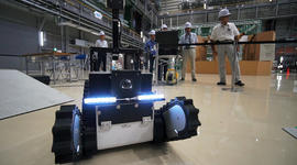Robots to the rescue after nuclear disaster