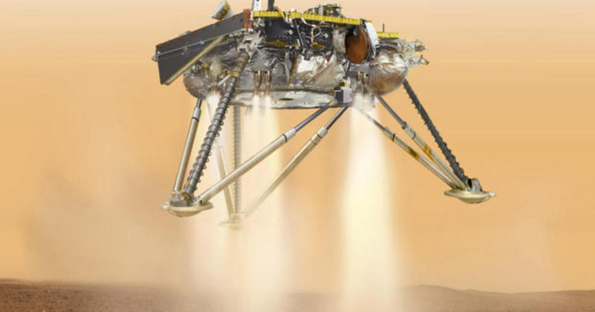 mars landing today news - photo #7
