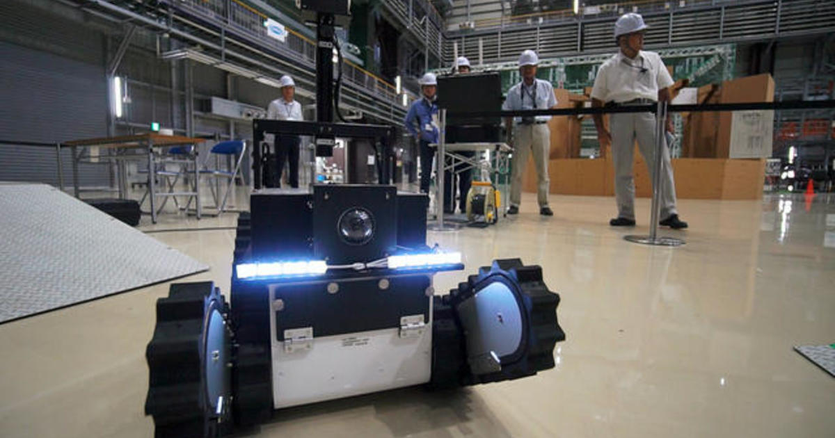 Robots come to the rescue after Fukushima Daiichi nuclear
