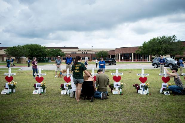 US-CRIME-TEXAS-SCHOOL-SHOOTING