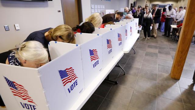 Election 2018 Mississippi