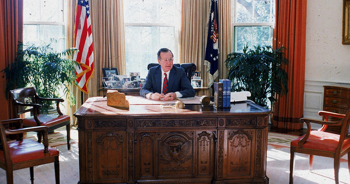 George H W Bush Remembering The 41st President Of The United