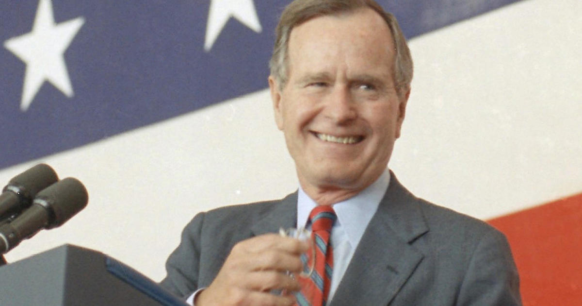 Remembering 41 The Life And Career Of George H W Bush