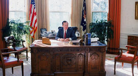 George H.W. Bush, Paradise Lost
