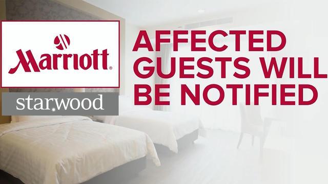 Marriott breach: Starwood properties reservation data hacked