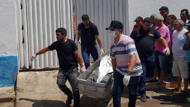 At least 12 people killed in two bank heists in north-east Brazil