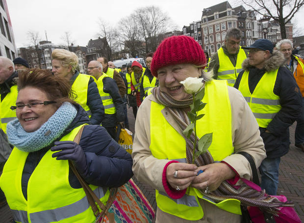 Netherlands Yellow Vests