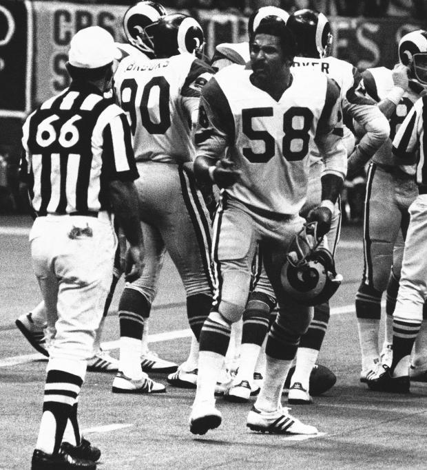 Rams Argue 1977