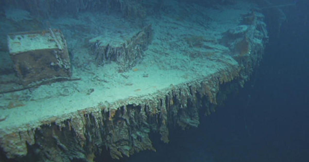 Titanic wreckage will be visited by scientists starting ...