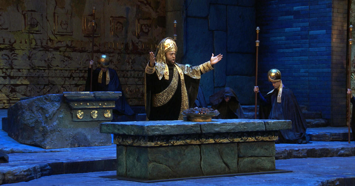 Ryan Speedo Green: From juvenile delinquency to opera stardom - 60 Minutes
