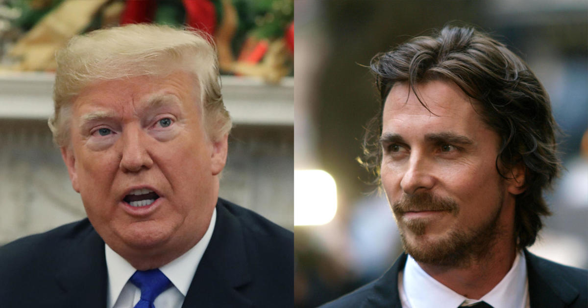 Christian Bale says Trump thought he was actually Bruce Wayne when they met