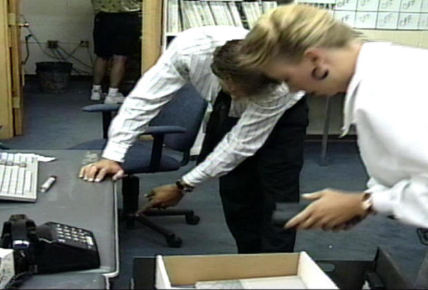 Evidence photos in the disappearance of Jodi Huisentruit
