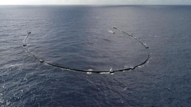 Ocean Cleanup's $20M plastic-catcher breaks, founder vows 'troubles are solvable'