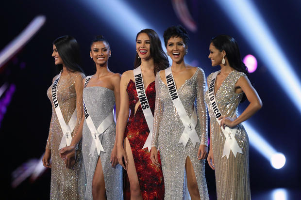 2018 Miss Universe pageant