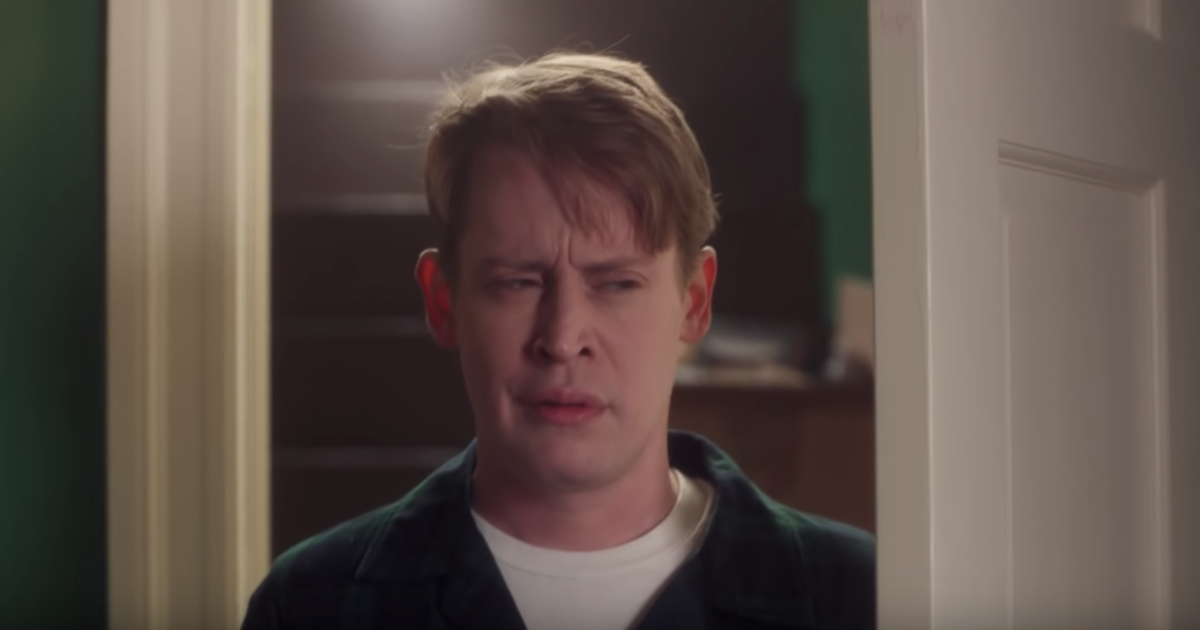 Google Home Alone Commercial Macaulay Culkin Is Home Alone As