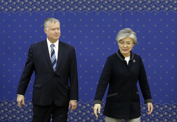 US Special Representative For North Korea Visits South Korea