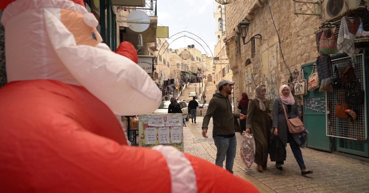 Modern-day Bethlehem: A holy and hot spot for clashes - CBS News